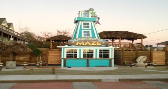 Kemah Maze